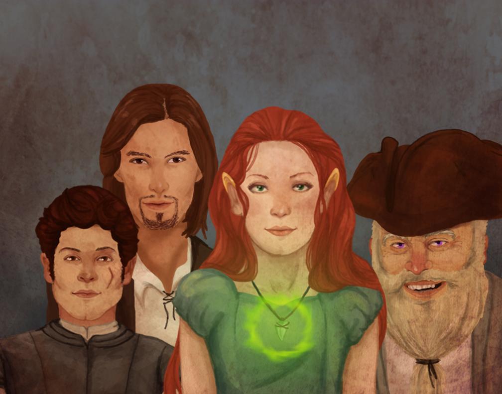 Four Kingdoms cast
