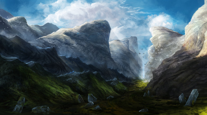Art: Valley of Kathka