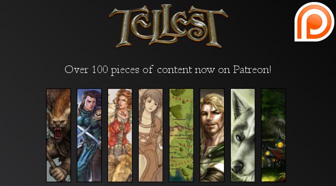 Tellest Patreon
