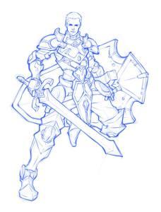 Zachariah Sketch