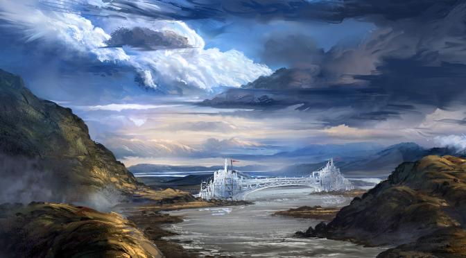 Art: The Spirit River