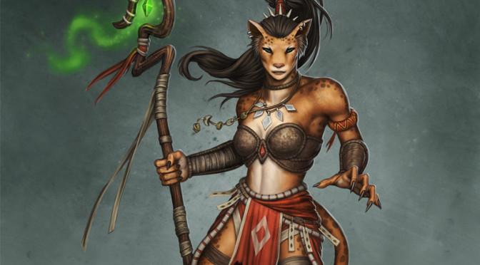 Art: Kaja Dragonspeaker, Kaiyonani