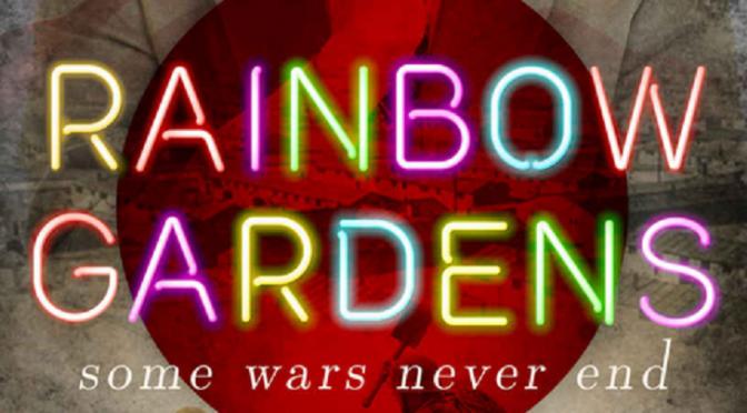 Fantasy Book Promo – Rainbow Gardens: A WWII Historical Fantasy