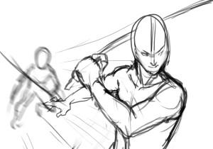 Sketch Pass