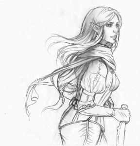 Venathryn Sketch
