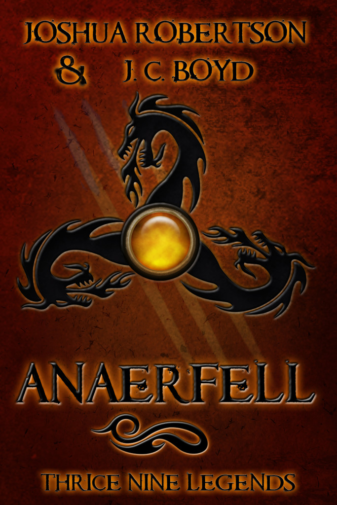 Anaerfell cover