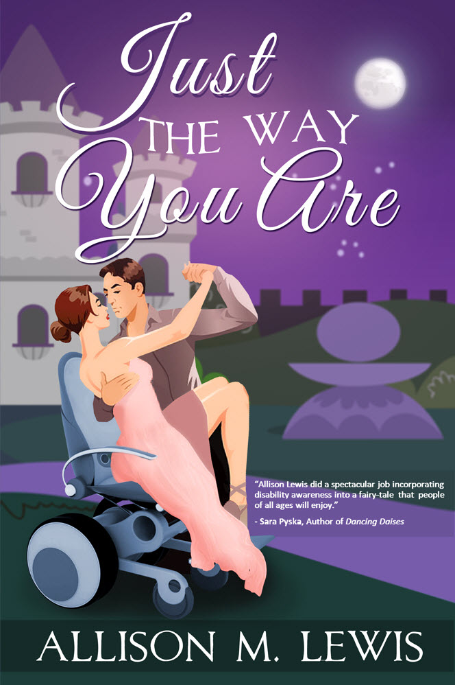 JustTheWayYouAre_FrontCover