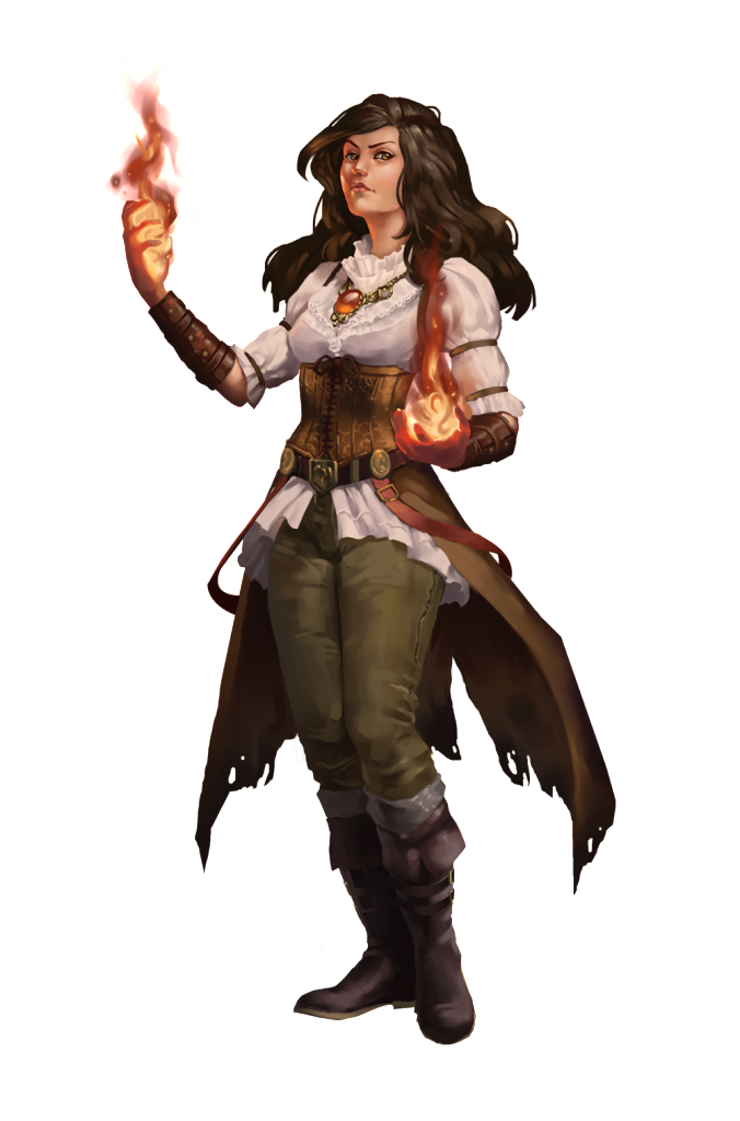 Alicia Figurine Transparent
