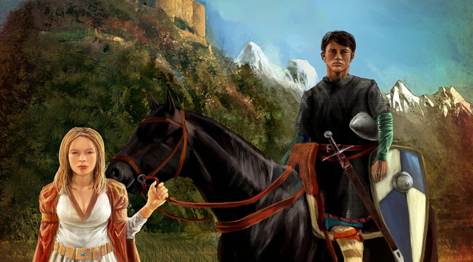 Fantasy Promo – The Stonegate Sword