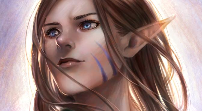 Character Art – Venathryn