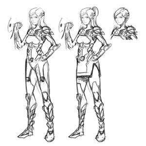 Adelia Kreegan sketch01