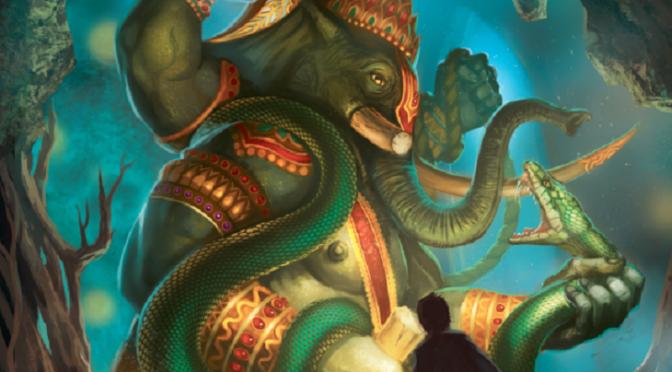 Fantasy Promo – Ganesha's Temple