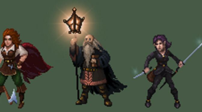 Sprite Arts – Gnomes
