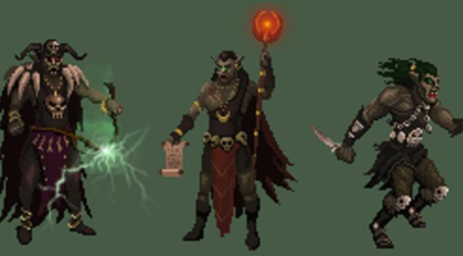 Sprite Arts – Goblins