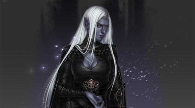 Character art – Iliana