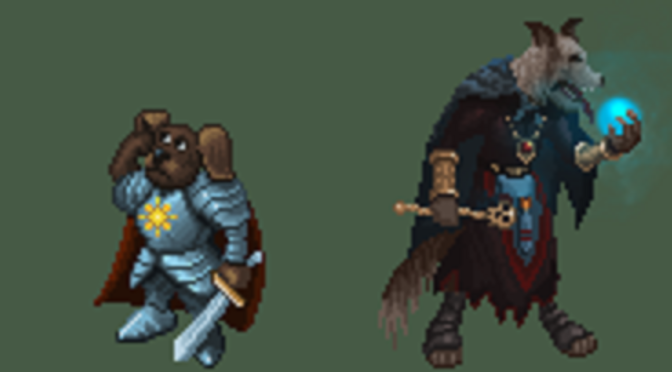 Sprite Art – Kobolds