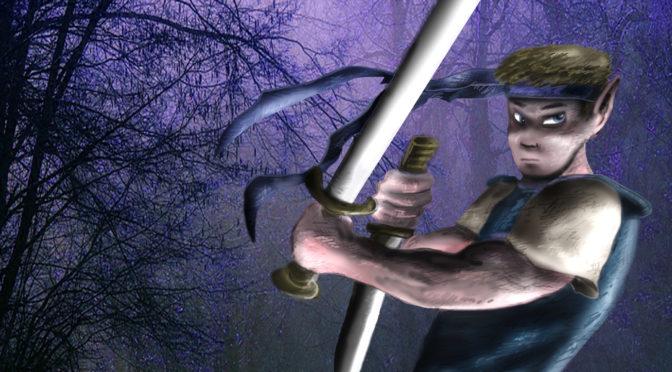 Fantasy Promo – Sword of the Elves