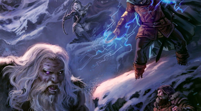 Lord of Thunder Released