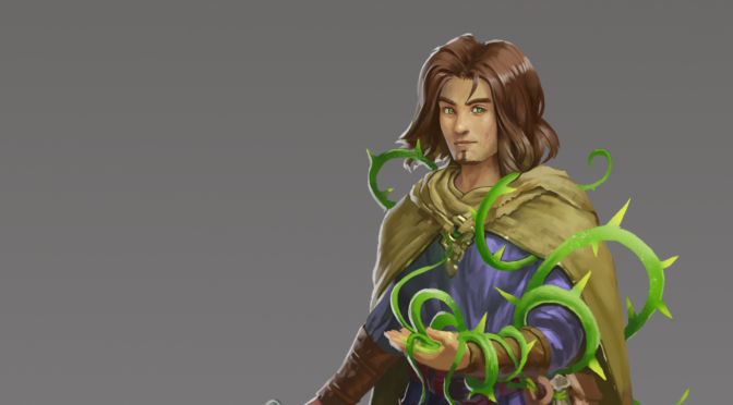 Character Art – Eclipse Clarion