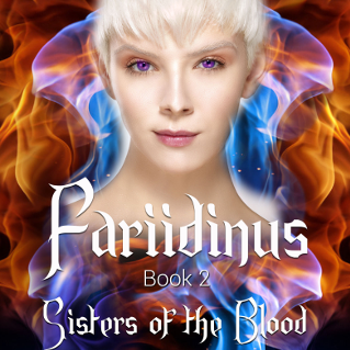 Fariidinus Book 2 - Sisters of the Blood, by L.E.Parr