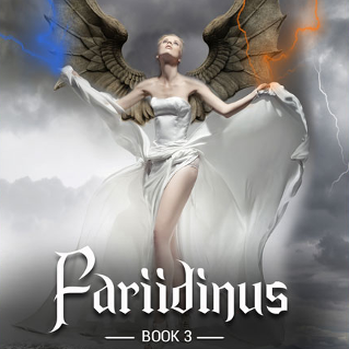 Fariidinus Book 3 - Battle Queane, by L.E.Parr