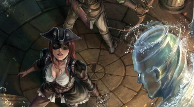 Interim Cover Art – Silver Serpent Chronicles