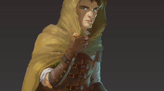 Character Art – Richard Lener