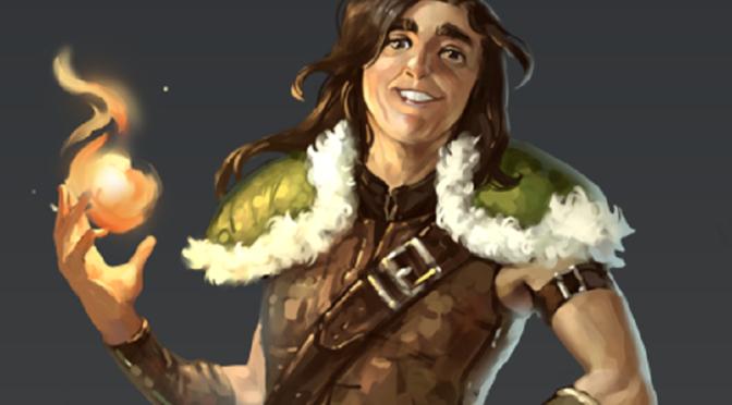 Character Art – Faradorn