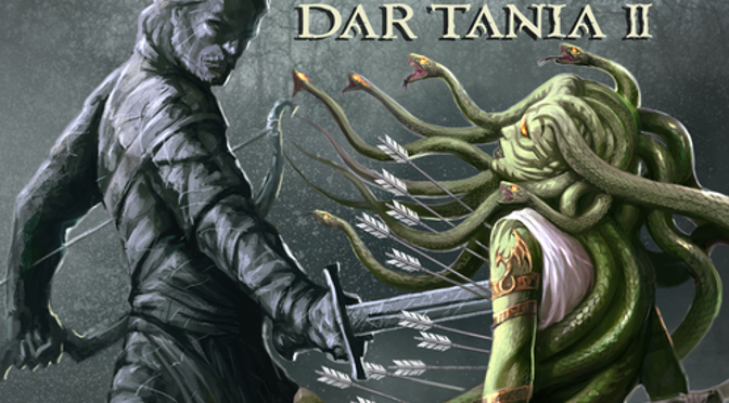 Interview with Eric K. Barnum (Author of Dar Tania 2)
