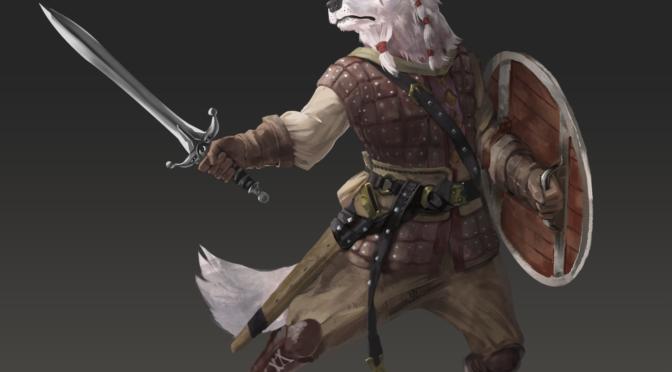 Character Art – Dirk